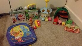 In the night garden bundle of toys.
