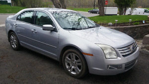 2006 Ford Fusion beige Berline