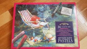 Crayons pastel Windsor & Newton