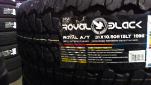 NEW TIRES LT 31*10.5R15 - 590$ txin 4tires **2150 Hymus, Dorval*
