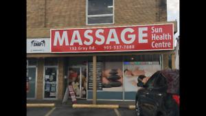 Top relaxing massage Stoney Creek