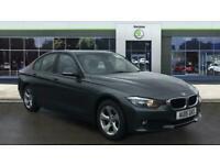 2015 BMW 3 Series 320d EfficientDynamics 4dr Diesel Saloon Saloon Diesel Manual
