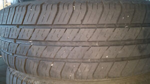 175 65R 14 Tires with rims with 4 bolts Kitchener / Waterloo Kitchener Area image 3