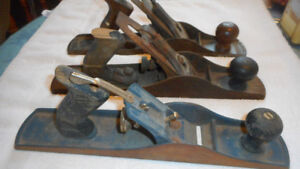 Old Wood Planers