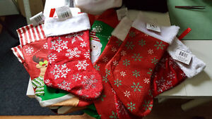 Machine embroidery December special stockings with name Cambridge Kitchener Area image 2