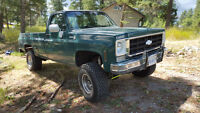 1979 Chevrolet Scottsdale K10 -  Hunting Seasons Coming!!!