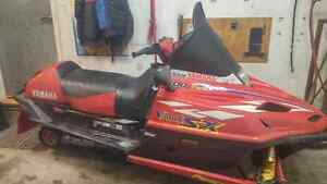 Pieces yamaha sx700. 1997