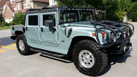 2003 HUMMER H1 convertible 6.5 turbo diesel 100 000km