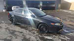 2005 Acura TSX A-SPEC