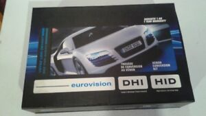 **NEW** EUROVISION HID HEADLIGHTS