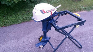 Evinrude 4hp Outboard Motor 2 Stroke (sorry its been sold)