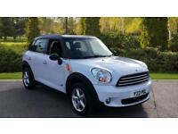 2013 Mini Hatch 1.6 Cooper ALL4 5dr Manual Petrol Hatchback