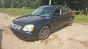 2007 ford five hunderd