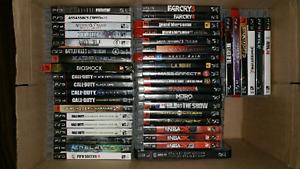 PS3 (Playstation 3) Games