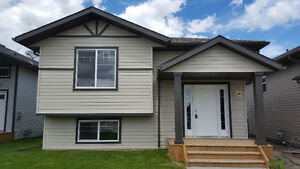 New Bi-Level In ParkGrove In Wetaskiwin! OPEN HOUSE SAT/SUN 12-5