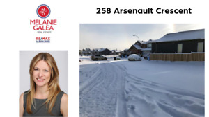 258 Arsenault Cres - Newly Listed!!