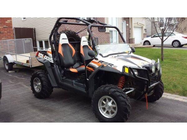 Used 2012 Polaris RZR-S 800 HO