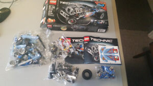 LEGO TECHNIC 42022 HOT ROD SET (UNUSED - 99.9% COMPLETE)