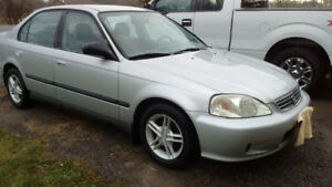 1999 Honda Civic SE Sedan