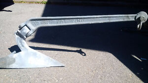 Genuine 45lb CQR anchor in like new condition!!
