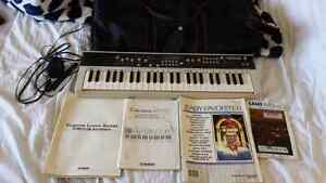 Vintage Casio Keyboard