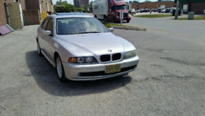 2001 bmw 525i great condition