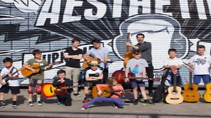 Guitar Lessons tailored to you through Rock Your World! Karrinyup Stirling Area Preview
