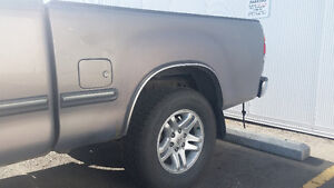 02 TUNDRA BOX - EXT CAB reduced to $450 Moose Jaw Regina Area image 1