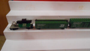 HO Model trains, Great Northern selection of stuff