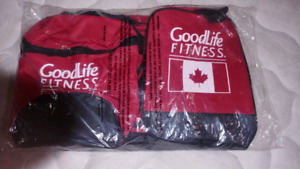 BRAND NEW GOOD LIFE FITNESS BAG