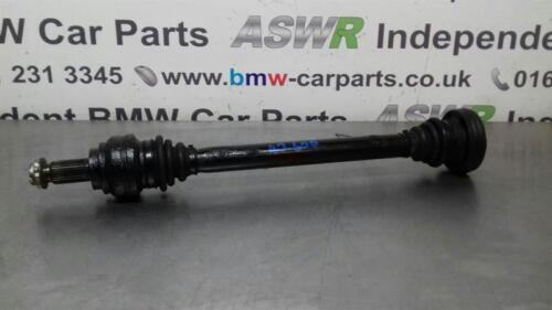 BMW 3 SERIES E90 320SI MANUAL PETROL 4 DOOR SALOONO/S/R Drive Shaft 33207580946