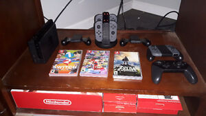 Huge Nintendo Switch Package. Will trade for XBox One and Cash