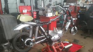 1970  TRIUMPH BONNEVILLE, 67 TT SPECIAL CLONE, NEW EVERYTHING St. John's Newfoundland image 6