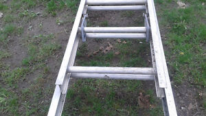 Heavy duty Aluminum Ladder
