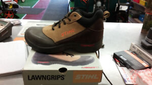 STIHL LAWNGRIPS SAFETY SHOES