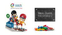 Trial Lesson: Building a motorized LEGO® Race Car