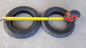 Pair of 10 tires for Mountain Buggy OEM new
