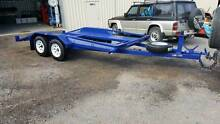 2015 built beaver tail car trailer sale/swap.text only Lonsdale Morphett Vale Area Preview