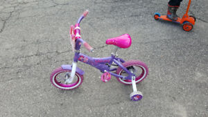"Lalaloopsy 12"" girls bike"