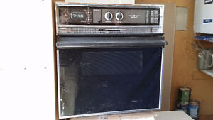 Wall oven (27 inch) PRICE REDUCED