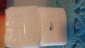 Unopened sleeve of Pampers Size 1 Diapers