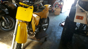 1989 RM 250 NEED GONE ASAP!!!