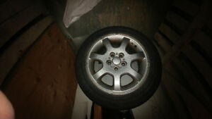 "Dodge SX 2.0 16"" rims (set of 4)"