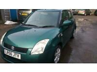 2006 Suzuki Swift 1.5 GLX 5dr HATCHBACK Petrol Manual