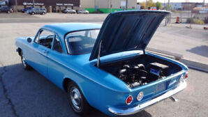1960 Chevrolet Corvair  500 coupe