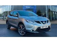 2017 Nissan Qashqai 1.5 dCi Tekna [Non-Panoramic] 5dr **One Previous Owner, 4 ne