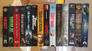 VHS movies for only a buck! Peterborough Peterborough Area image 1