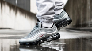 Nike Air Vapormax 97 Silver Bullet Size 8.5 and 9 Brand New