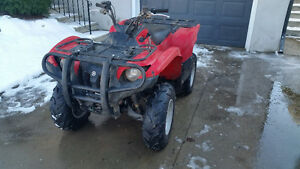 08 Grizzly 700 4x4