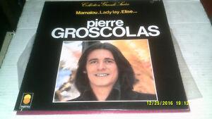 PIERRE GROCOLAS-COLLECTION GRANDS SUCCÈS-DISQUE 33Tr